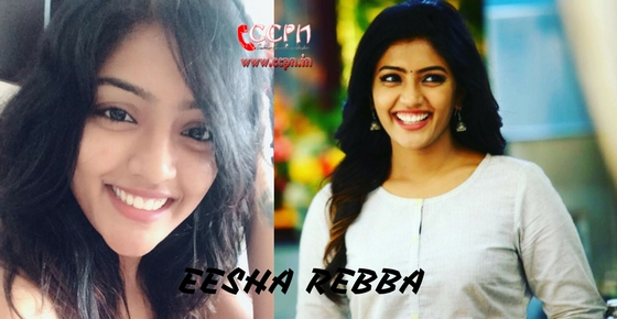 How to contact Actress Eesha Reeba?