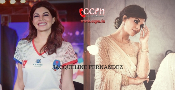 How to contact Jacqueline Fernandez?