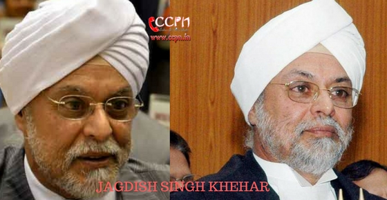 How to contact Justice Jagdish Singh Khehar?