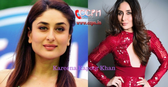 How to contact Kareena Kapoor Khan?