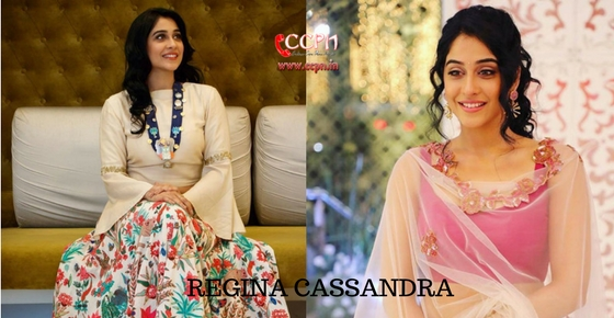 How to contact Actress Regina Cassandra?