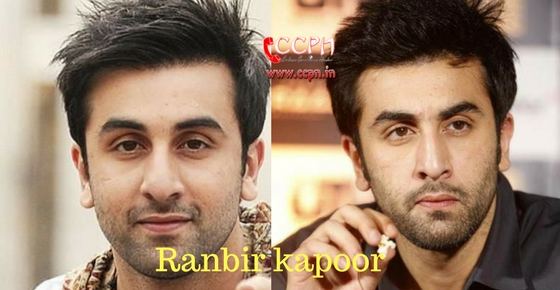 How to contact Ranbir Kapoor?