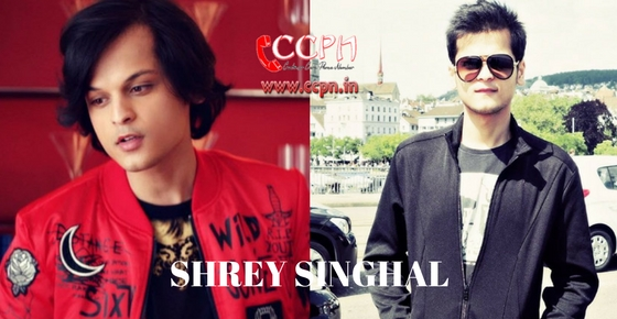 How to contact Shrey Singhal?