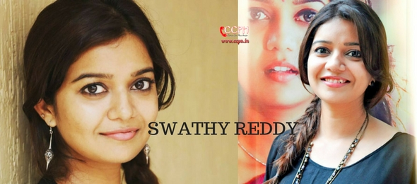 How to contact Actress Swathy Reddy?