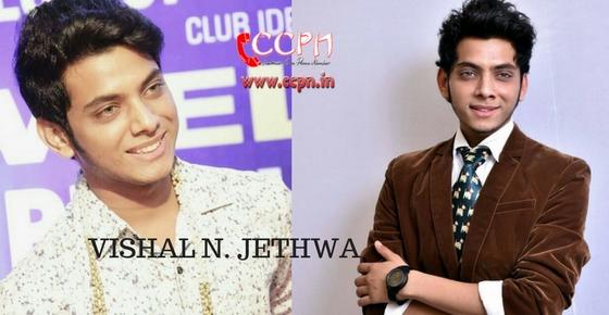 How to contact Vishal N. Jethwa?