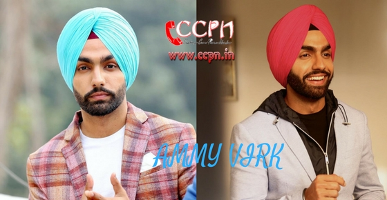 How to contact Ammy Virk?