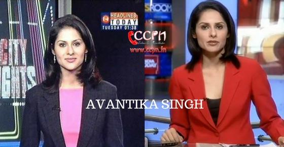 How to contact Avantika Singh?