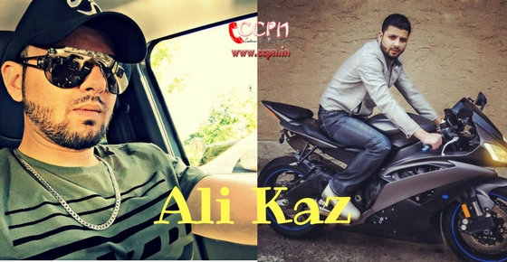 How to contact Ali Kaz?