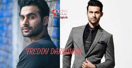 How to contact Actor and Model Farhad Daruwala?