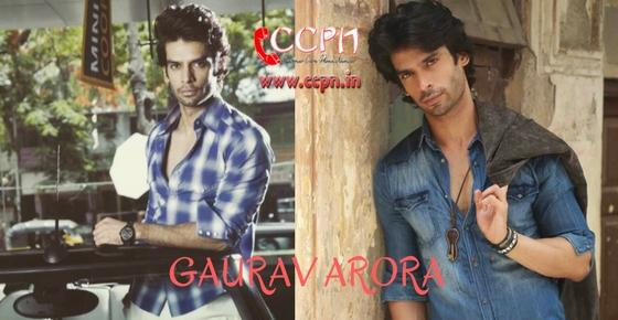 How to contact Model Gaurav Arora?