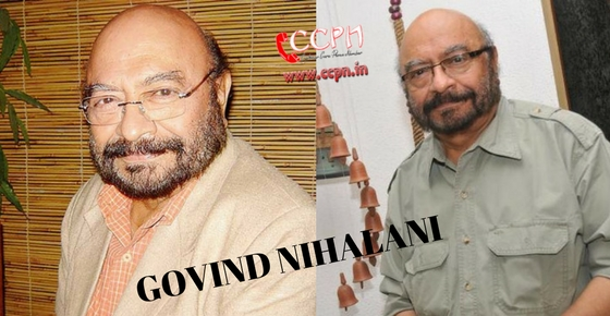 How to contact Govind Nihalani?