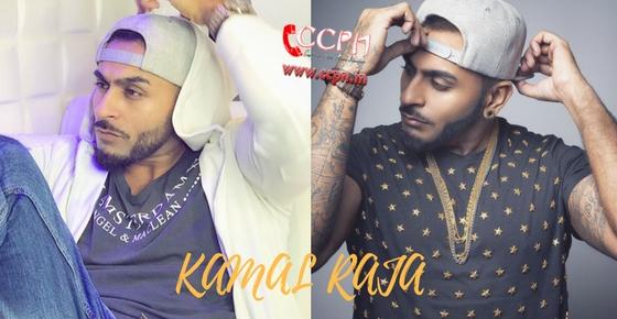 How to contact Singer Kamal Raja?
