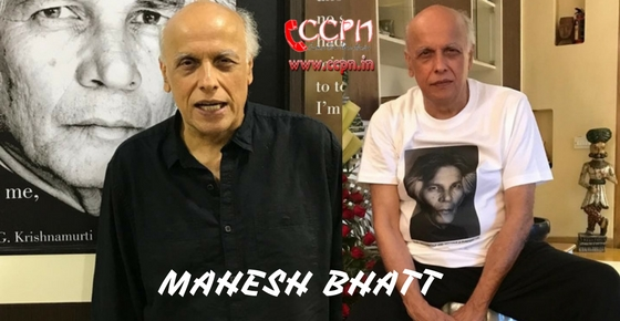 How to contact Mahesh Bhatt?