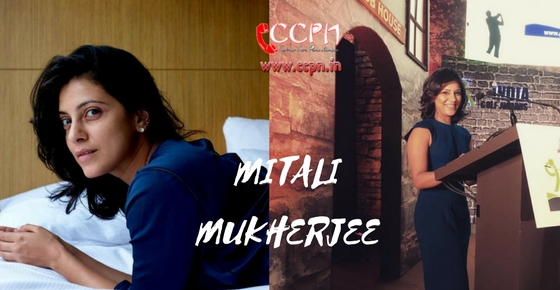 How to contact Mitali Mukherjee?