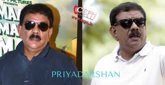How to contact Priyadarshan?