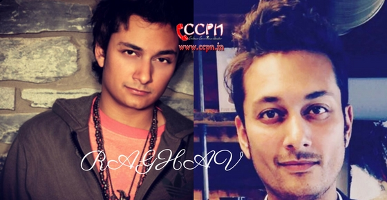 How to contact Singer Raghav?