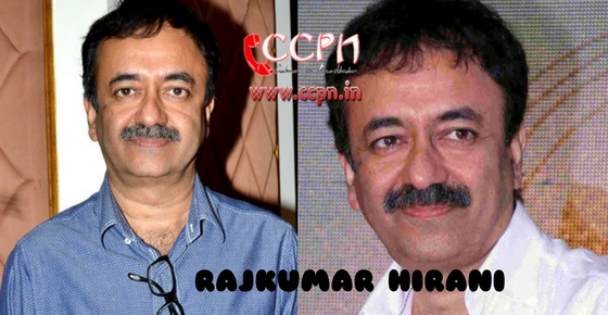 How to contact Rajkumar Hirani?