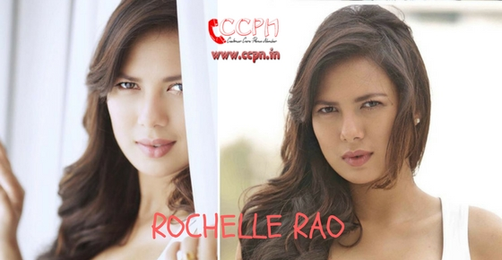 How to contact Rochelle Rao?