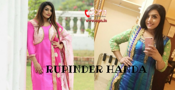 How to contact Punjabi Singer Rupinder Handa?