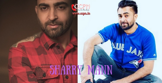 How to contact Sharry Mann?
