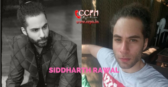 How to contact Model Siddharth Rawal?