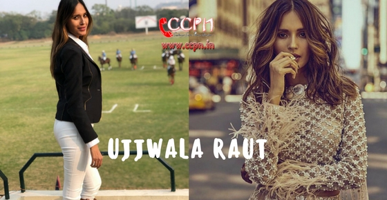 How to contact Model Ujjwala Raut?