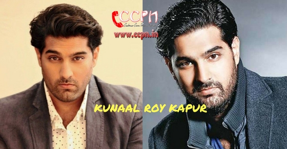 How to contact Actor and Director Kunaal Roy Kapur?