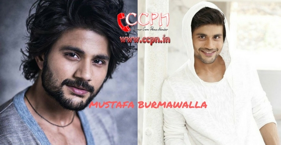 How to contact Actor Mustafa Burmawalla?