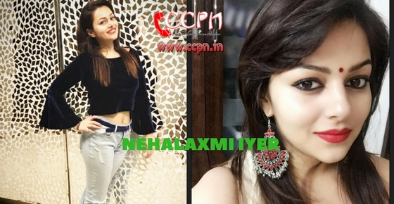 How to contact Actress Nehalaxmi Iyer?