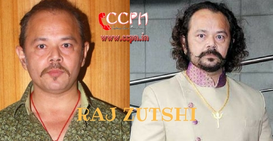 How to contact Actor Raj Zutshi?
