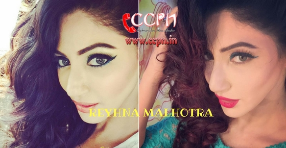 How to contact Actress Reyhna Malhotra?