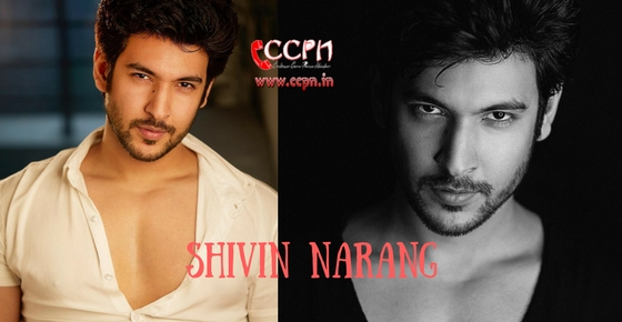 How to contact Actor Shivin Narang?