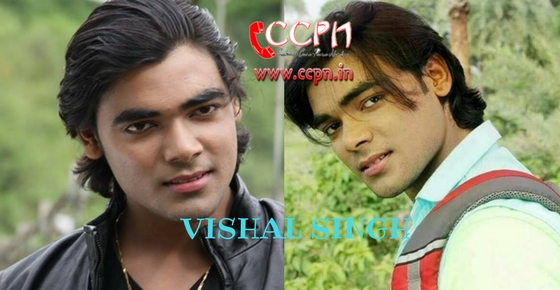 How to contact Bhojpuri Actor Vishal Singh?