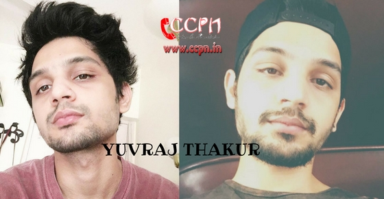How to contact Actor Yuvraj Thakur?
