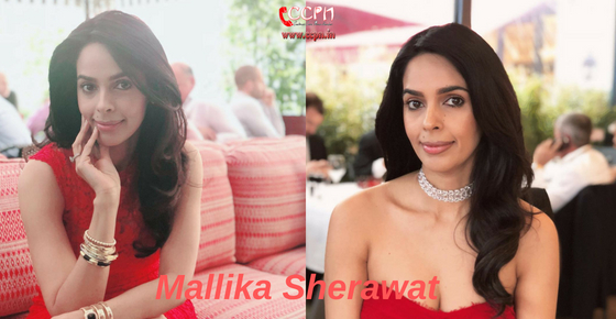 How to contact Actress and Model Mallika Sherawat?