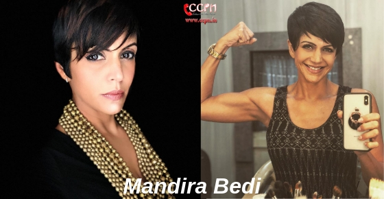How to contact Actress Mandira Bedi?