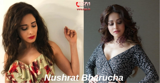 How to contact Actress Nushrat Bharucha?