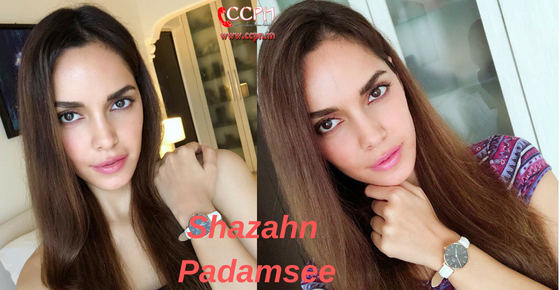 How to contact Actress and Model Shazahn Padamsee?