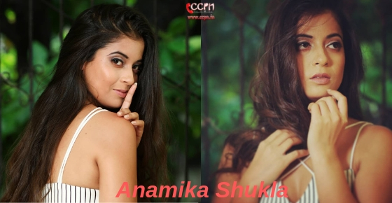 How to contact Actress Anamika Shukla?