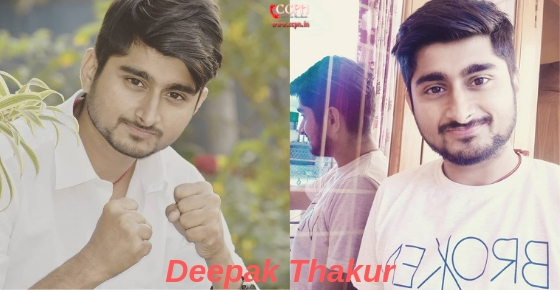 How to contact Bigg Boss 12 Contestent Singer Deepak Thakur?