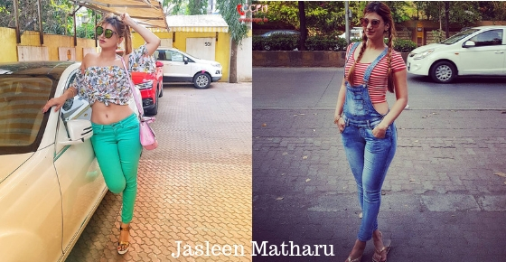 How to contact Bigg Boss 12 Contestent Model adn SInger Jasleen Matharu?