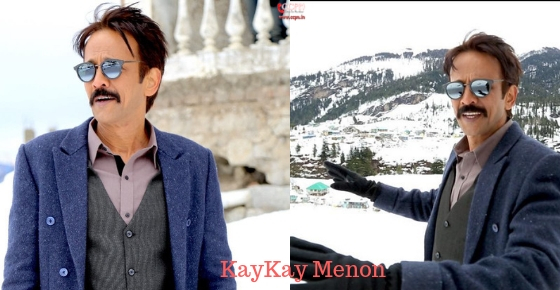 How to contact Actor KayKay Menon?