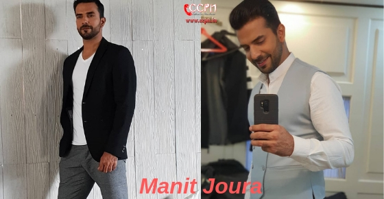 How to contact Actor Manit Joura?