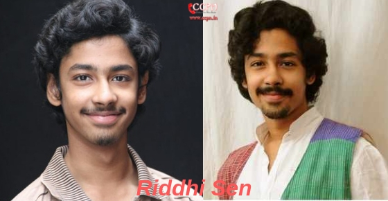 How to contact Actor Riddhi Sen?
