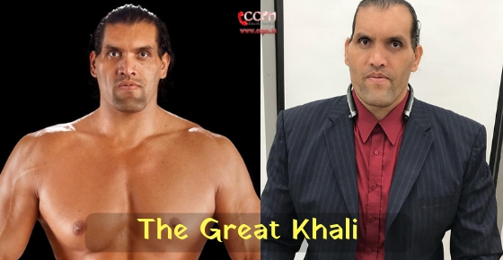 How to contact Wrestler The Great Khali?