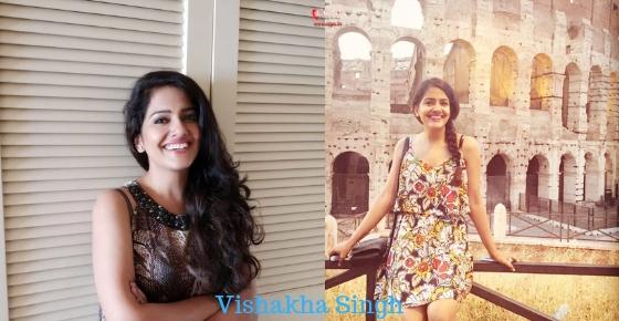 How to contact Actress Vishakha Singh?