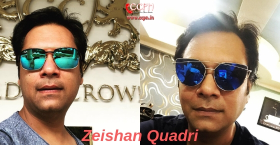 How to contact Director, Writer and Producer Zeishan Quadri?