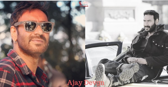 How to contact Actor Ajay Devgn?