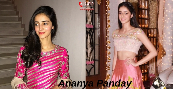How to contact Actress Ananya Panday?