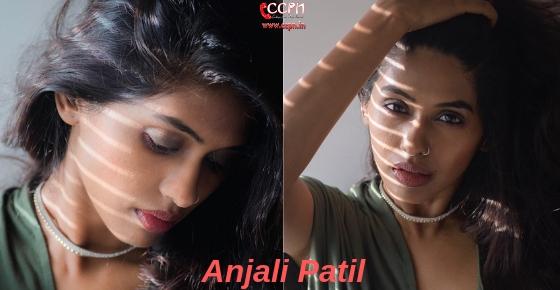 How to contact Actress Anjali Patil?